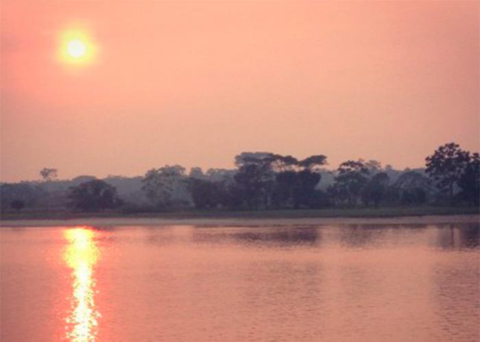 La Amazonía olvidada