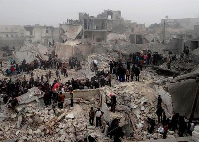Siria: la guerra 'proxy' del siglo XXI