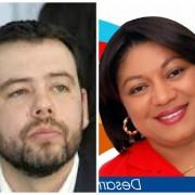 Cambio Radical avala a ''la princesa negra'' llave de Kiko Gómez en la Guajira