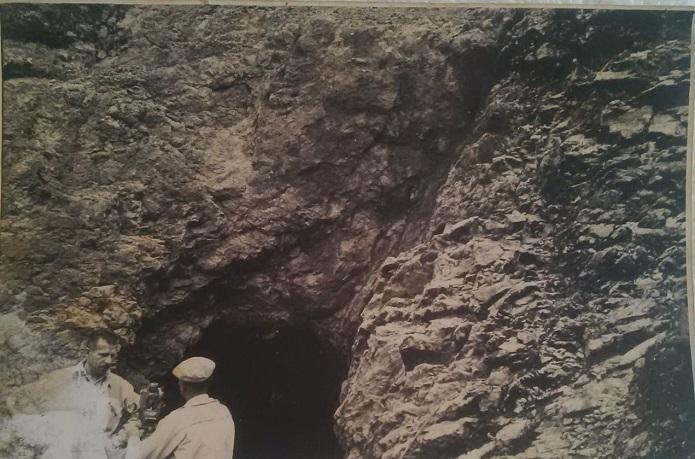 En los años cuarenta se empezaron las primeras exploraciones en el municipio de California