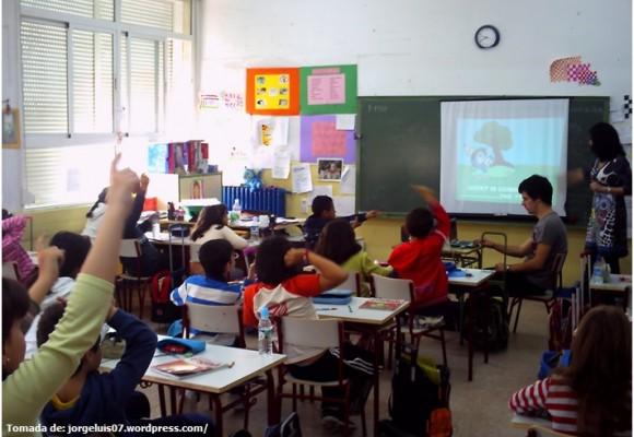 El escalafón de los docentes, ¡todo un vídeo!