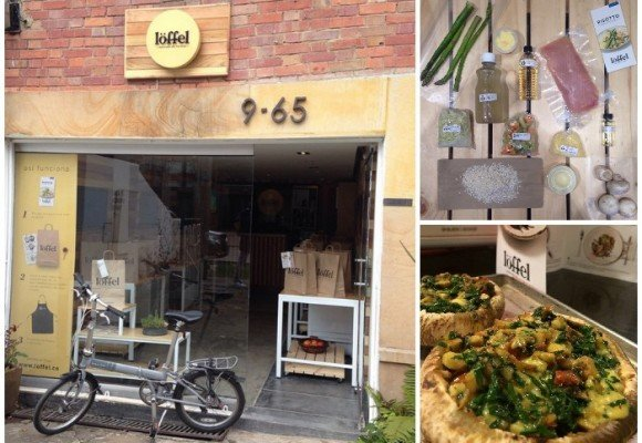 En Bogotá ya existe la primera tienda de recetas de Colombia