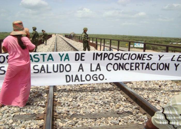 El Cerrejón y la tragedia en La Guajira