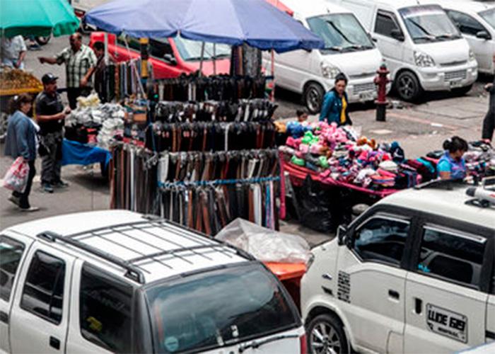 Contrabando, el flagelo de una economía en crisis