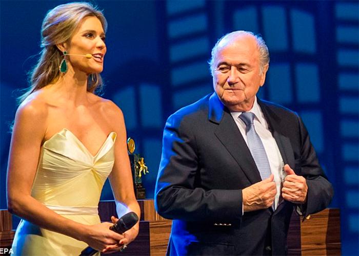 Los bacanales que derrumbaron el imperio de Joseph Blatter