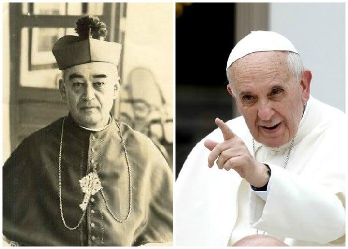 El obispo más violento de Colombia puede acabar de santo