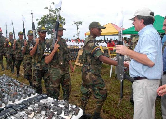 El movimiento olímpico colombiano en la reintegración