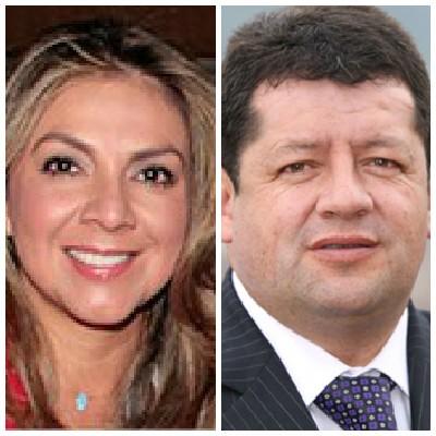 Santos toma control de los medios oficiales