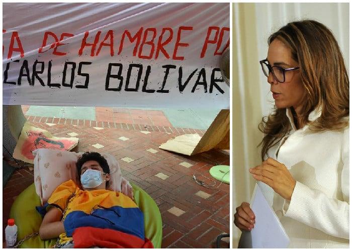 La agonía de Carlos Bolívar para salvar la universidad de Cúcuta