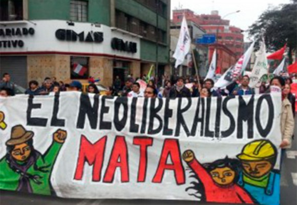 Coronavirus, neoliberalismo y Ley 100