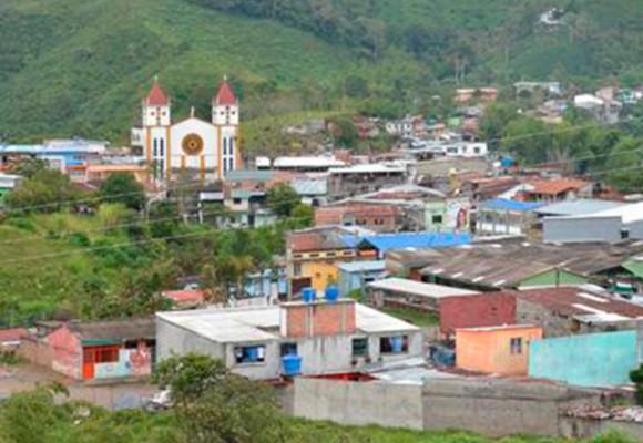 Palocabildo, Tolima, sin ley ni orden