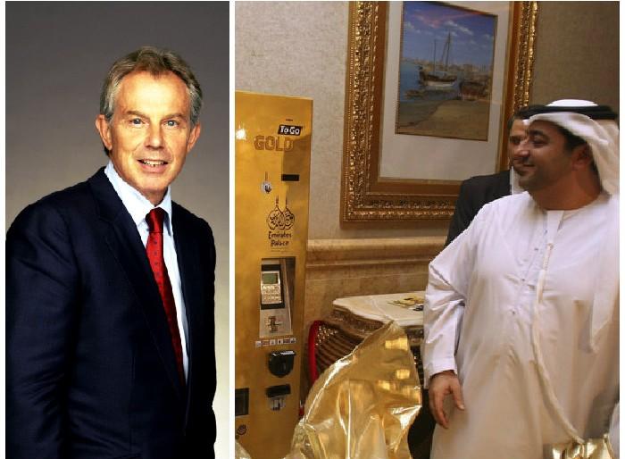 Las minas de oro que terminaron en manos de los árabes por cuenta de Tony Blair