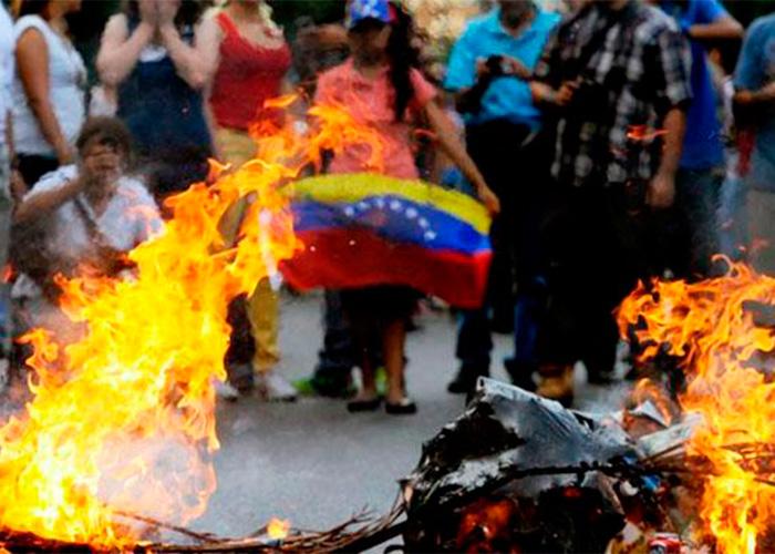 La doble moral de los colombianos frente a la situación de Venezuela