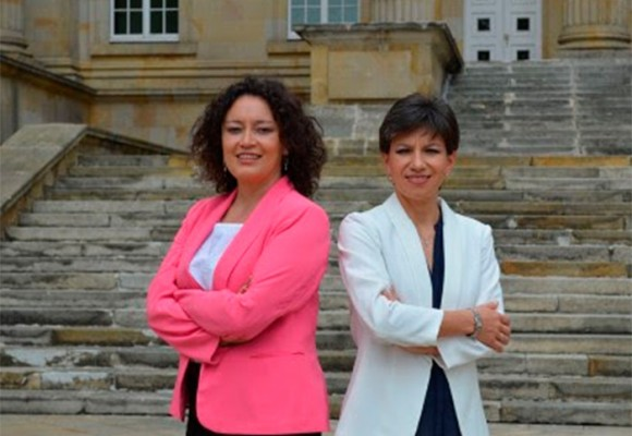 La lucha de Claudia López y Angélica Lozano toma vuelo