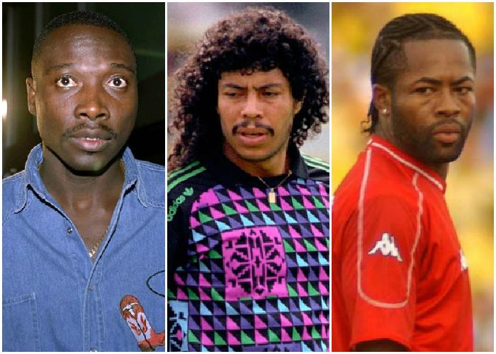 Los delitos de los futbolistas colombianos