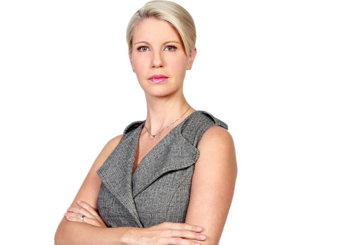 El ataque preventivo contra Claudia Gurisatti