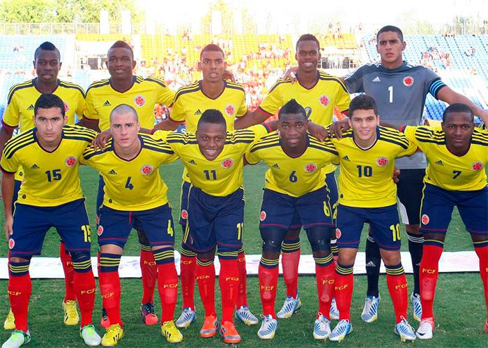Colombia Sub 20: Colombia Fuera Del Mundial Sub-20