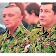 Los 8 generales cabezas de las brigadas con más falsos positivos
