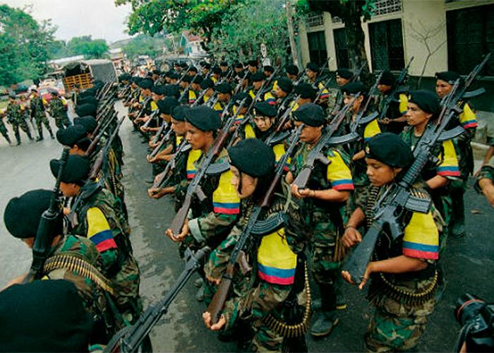 Del cese al fuego unilateral de las Farc a la confrontación armada