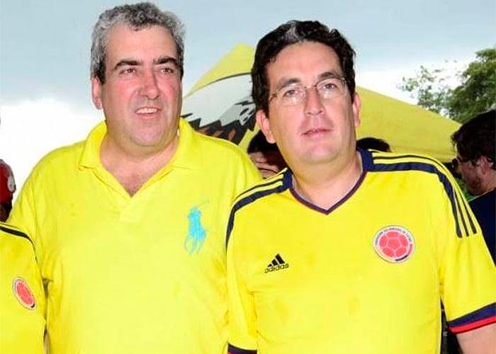 Juan Mesa y Camilo Cano, los hombres de los negocios en la Federación Colombiana de Fútbol