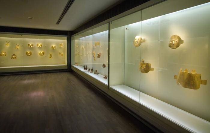 Museo del oro en Bogotá. Foto: flickr museodeloro | CC BY-NC 2.0