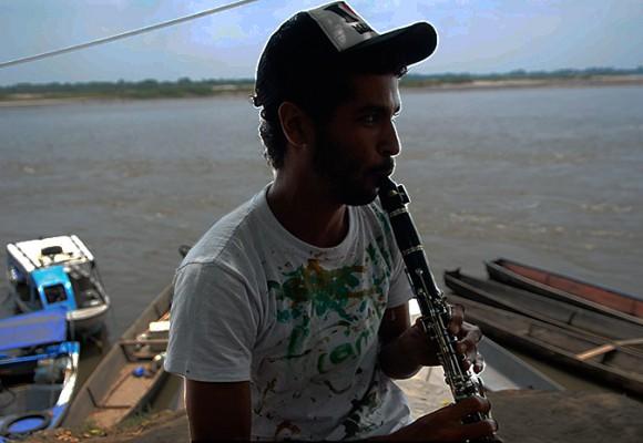 Crónica: Navegando el río Magdalena