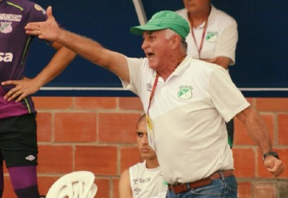 Mi madrazo para el Pecoso Castro, campeón del torneo colombiano
