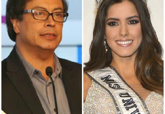 La alcaldía de Petro se bajó de Miss Universo 2016