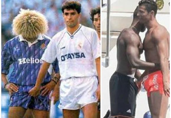 Top 9 de las manoseadas más famosas del fútbol