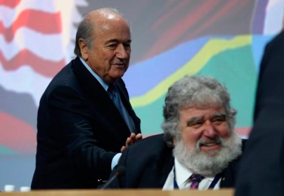 El soplón que no esperaba Joseph Blatter