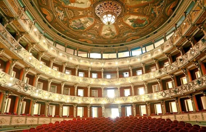 Teatro Colón en Bogotá. Foto: larepublica.co