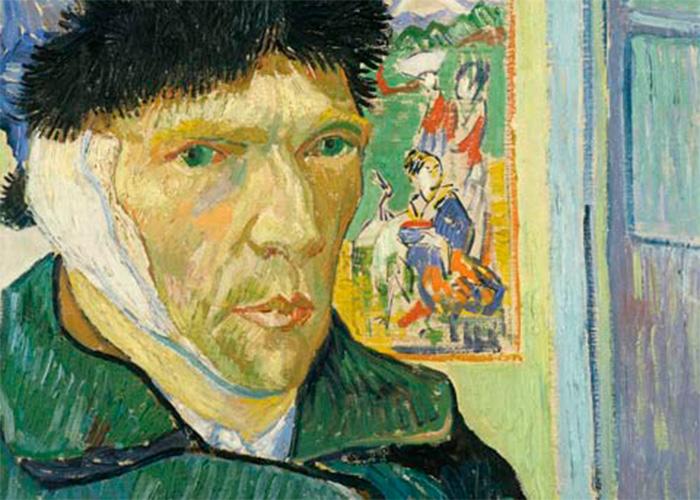 Los delirios del gran Vincent van Gogh