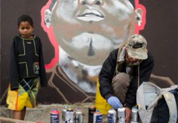 La Bogotá que se construye con arte urbano