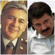 Los tres generales colombianos tras el Chapo Guzmán