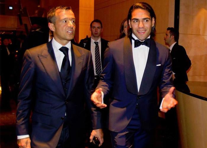 Jorge Mendes, el hombre que mandó a Radamel Falcao al Chelsea