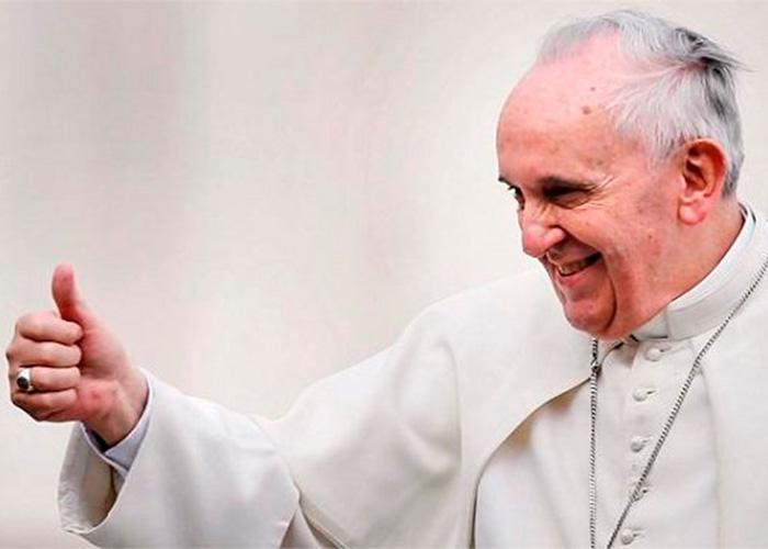 Lo que ganamos los ateos con la visita del papa