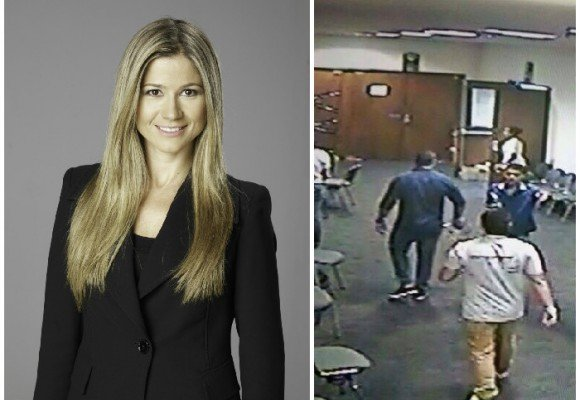 Capturados los ladrones de Colombiamoda que robaron a la presentadora Pilar Schmitt