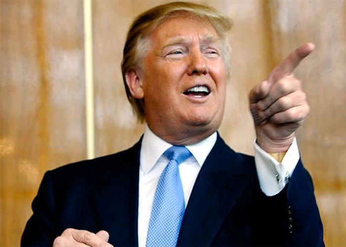 Demagógia: Trump llama al diálogo por Twitter pero sanciona nuevamente a Irán