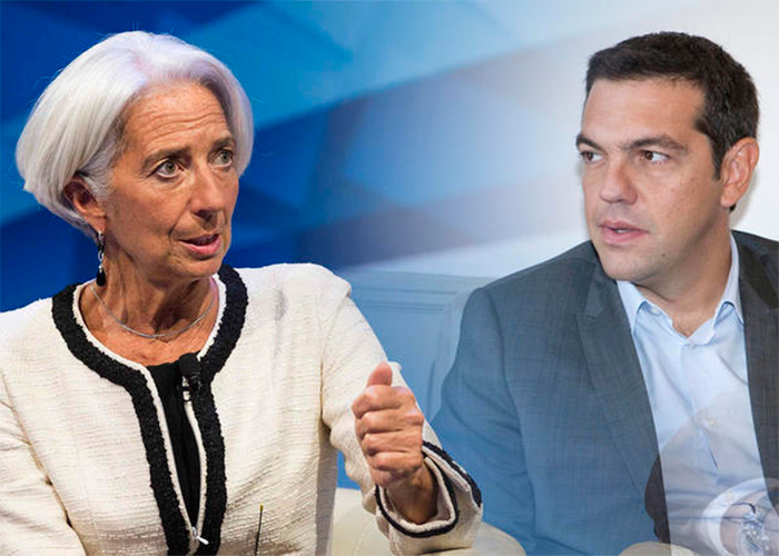 La poderosa dama del odiado Fondo Monetario Internacional