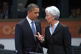 Con Barack Obama, diálogo entre poderosos