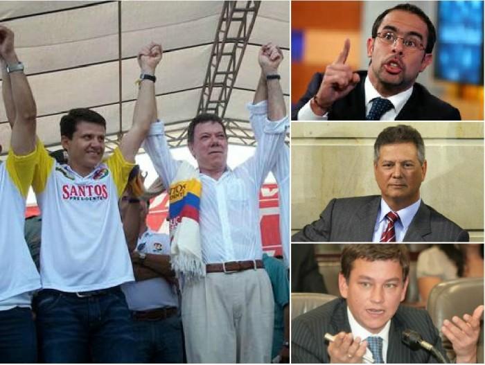 Alfredo Deluque es uno de los consentidos costeños del Presidente Santos y de los Senadores de la Unidad Nacional, Armando Benedetti, Antonio Guerra y Carlos Arturo Chavarro.