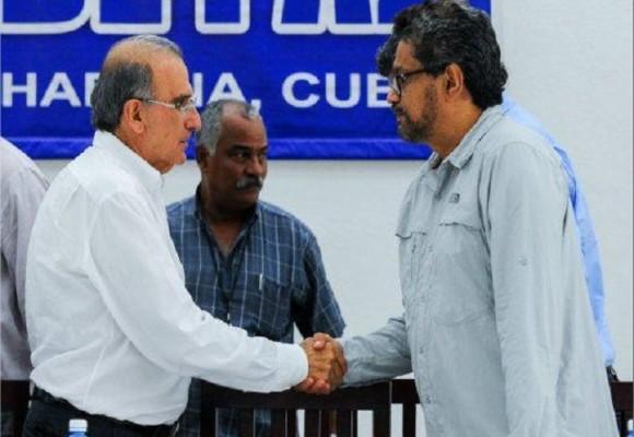 Los Diálogos en La Habana y el fin del conflicto ¿Ha participado la sociedad civil?