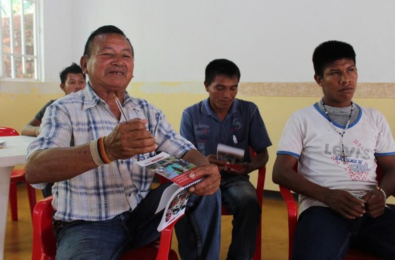 Periodismo indígena en San José del Guaviare