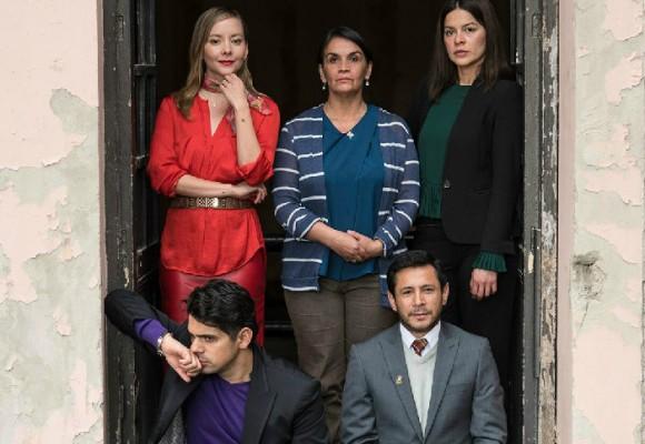 Victoria Hernández protagoniza obra de teatro
