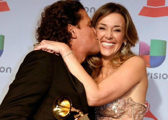 El factor Claudia Elena en el éxito de Carlos Vives