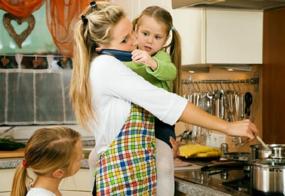 Las amas de casa deberían tener salario