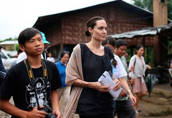 La dieta que tiene al borde de la muerte a Angelina Jolie