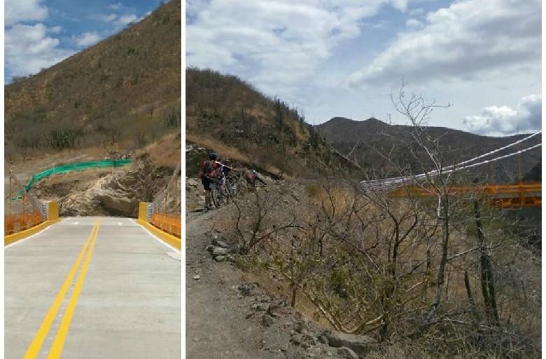 'Puente sin carretera: ¿así se derrochan nuestras regalías?'