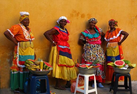 Cartagena se levanta gracias al arte