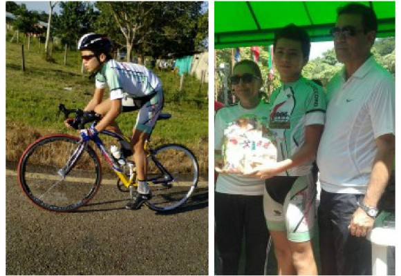 Felipe Daza, el ciclista que le quiere competir a Nairo Quintana
